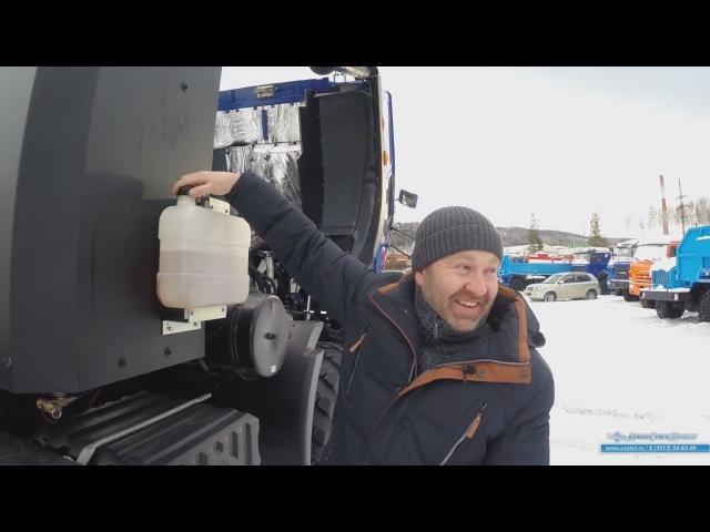 Урал-М на метане (газ) - УралСпецТранс