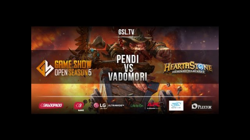 S5: Pendi vs Vadomori - CENTR,URAL,SOUTH 1 @warwar