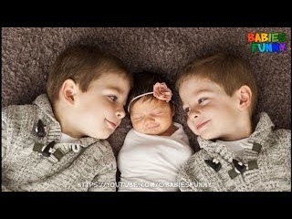 Precious Moments Between Babies and Big Brothers - Cutest Babies Videos