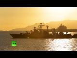 Россия. Щит и Меч. Самые зрелищные моменты учений ВМФ России