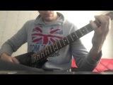 Константин Ступин - Пиво и Рыба на гитаре ( на электрогитаре )