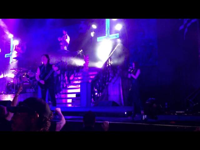 King Diamond Live Full Set Mayhem Fest 2015 Atlanta, Georgia 29/07/15 HD