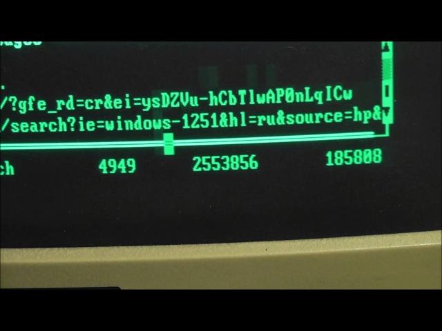 Выход в интернет с 286-10 / 640KB / DOS 6