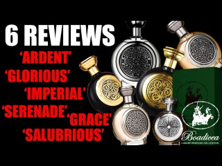 Boadicea The Victorious - 6 Samples 6 Reviews