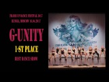 G-Unity | BEST DANCE SHOW | FRAME UP DANCE FEST 2017 [OFFICIAL VIDEO]