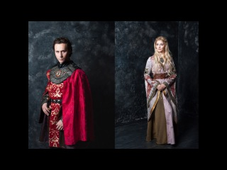 Фотопроект Игра престолов Бэкстейдж