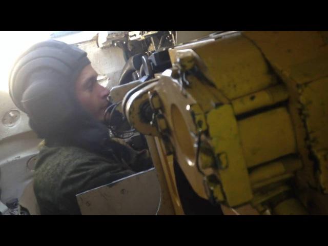 Стрельба с танка Т 72