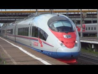 Скоростной электропоезд ЭВС1-12
