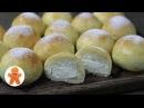 Итальянские Булочки со Взбитыми Сливками ✧ Italian Whipped Cream Buns English Subtitles