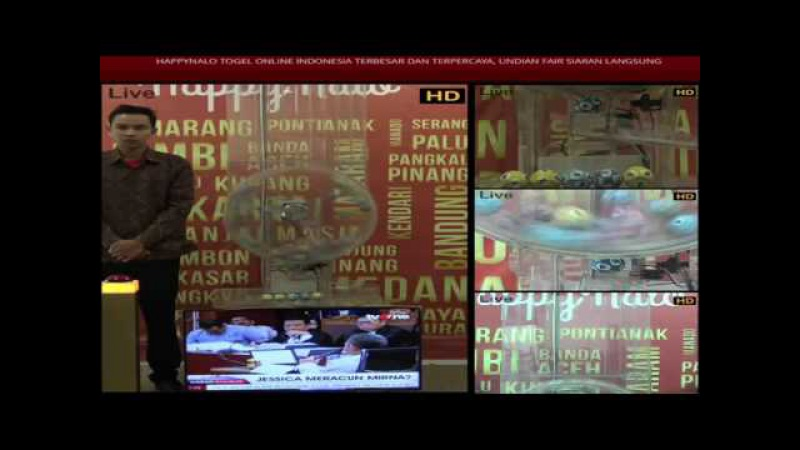 Hasil Live Togel Buntut Undian Kupon HappyNalo Periode 14 September 2016