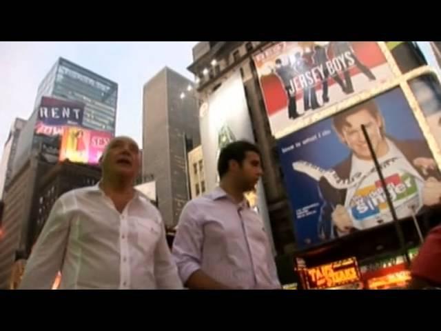 Одноэтажная Америка - 1 серия. Начало путешествия - Нью-Йорк