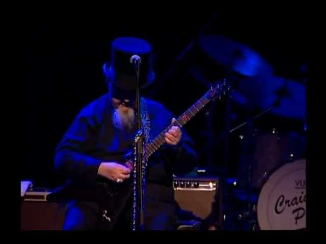 Bryan Lee blues guitar solo The Bounce