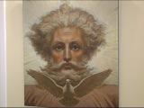 В Волковском театре открылась выставка картин Евгения Максимова