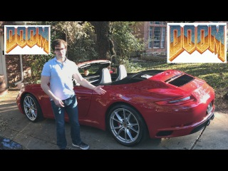How to mod your Porsche 911 or other car to run Doom in 3 easy steps
