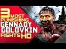 Top 3 most PUNISHING Gennady Golovkin Fights