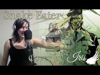 Snake Eater (Metal Gear Solid 3 Cover) - Iris
