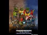 Клип Transformers Prime .Демонстрация слайдов Автоботов Оплат Характера Расцвета Трансф...