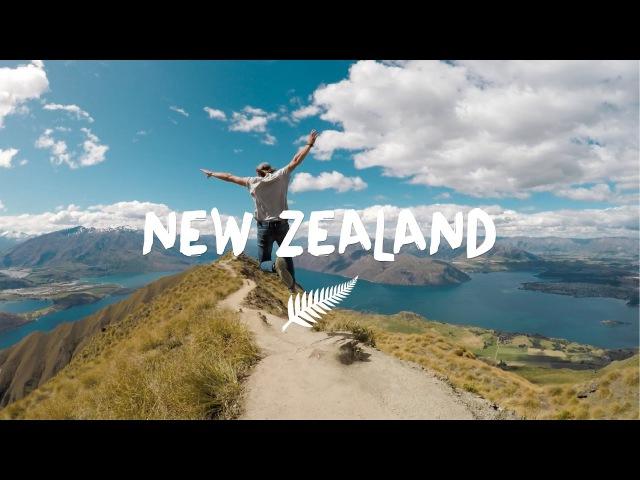Backpacking Around New Zealand