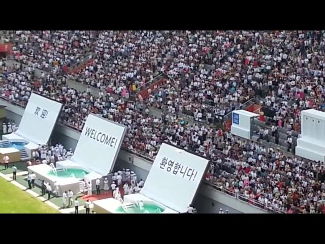 Свидетели Иеговы.Конгресс .Сеул