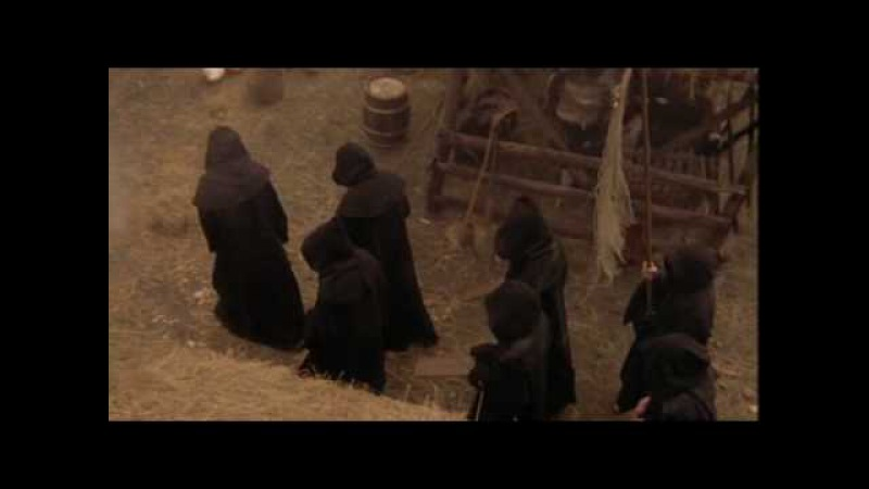 Monty Python and The Holy Grail Monks (with subtitles)