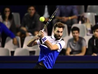 Benoit Paire vs Edouard Roger-Vasselin Highlights MOUILLERON-LE-CAPTIF 2016