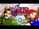 If Mario was in... Legend Of Zelda Ocarina Of Time