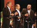 Christmas in Vienna 1999 The Three Tenors L.Pavarotti, J.Carreras,Pmingo