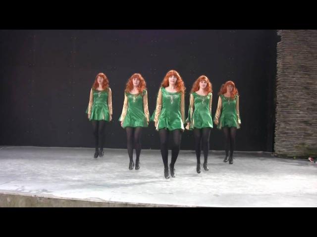 Irské sestry - River a Popcorn - Jablonec sobě 16. 6. 2009