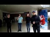 Eric Saade introducing his band (Minsk, Belarus, 20.02.2017)