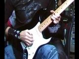 Smoke on the water, Deep Purple guitar cover by Arnaud _)