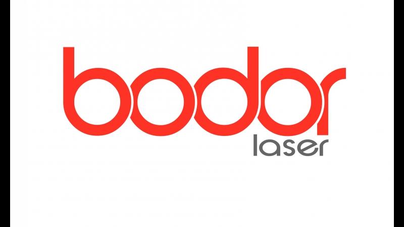 Bodor Laser 2017 Exhibitions Invitation
