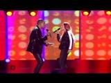Valentina Monetta and Jimmie Wilson - Spirit of the Night (San Marino) Сан-Марино 2 полуфинал Евровидение