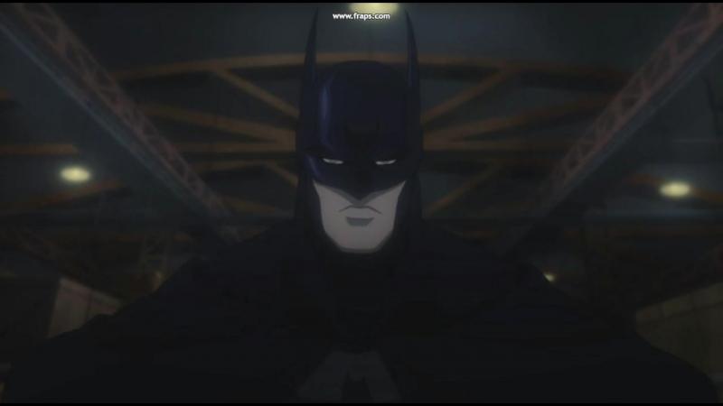 Ответный удар Бэтмена!