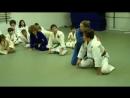 Урок дзюдо от Ронды Роузи