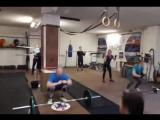 Reebok - Открытые тренировки в Бухте