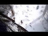 Прыжок с веревкой (с командой Фактично Сами)