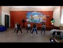 Танец на день учителя❤🔔