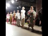 MA Ego Models- Marie Konor, Lizzy Telegina, Kate Bond, Anna Vivchar, Tanya Sklyarenko, Masha M, Katalina and Valery for MBFKD