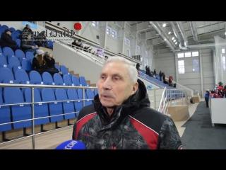 Лев Платонов на закрытии Золотой шайбы.mp4