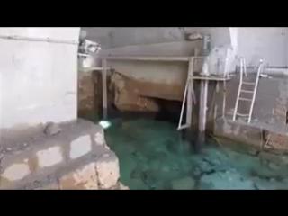 Срочно! Восстановлена подача водоснабжения из Айн Фиджа в Дамаск.