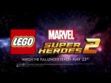 LEGO Marvel Super Heroes 2 - Teaser Trailer 2017