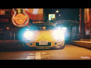 2017 RWB Porsche Tokyo Meet