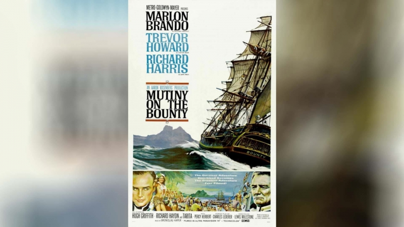 Мятеж на Баунти (1962) | Mutiny on the Bounty