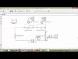 MatLabSimulink Моделирование RLC-цепи