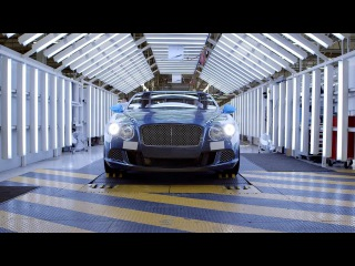How It's Made: Bentley Continental GT