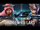 Tekken 7 - Шахин против Ларса