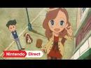 レイトン ミステリージャーニー カトリーエイルと大富豪の陰謀 Nintendo Direct 2017 4 13