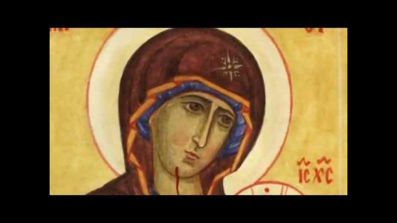 Мультфильм об Иверской иконе Божией Матери