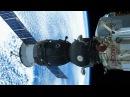 Космический корабль «Союз». Выход на орбиту и стыковка с МКС. Космос, Вселенная 19.04.2017