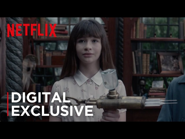 Вайолет Бодлер: Неподимый и неподражаемый изобрататель | Digital Exclusive | Netflix